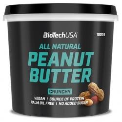 Biotech - Peanut Butter Crunchy 1000g