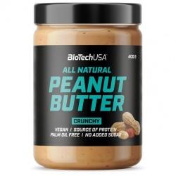 Biotech - Peanut Butter Crunchy 400g
