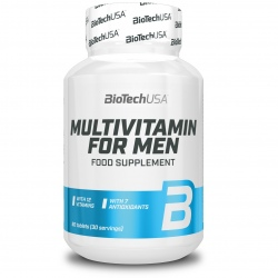 Biotech - Multivitamin for Men 60t