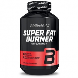 Biotech Super Fat Burner 120t