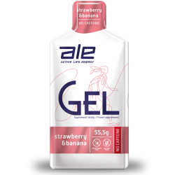 ALE - Gel 55,5g energy gel