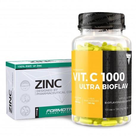 Trec - Vit. C 1000 Ultra Bioflav 30k