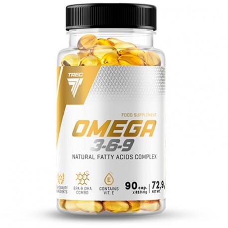 Trec - Omega 3 6 9 - 60kaps