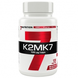 7Nutrition Vitamin K2 MK7 120k