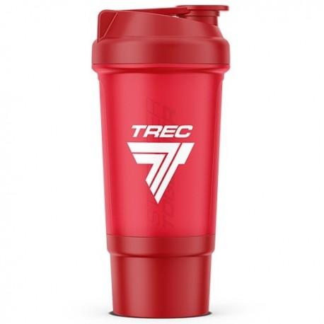 Trec - Shaker z komorą Red