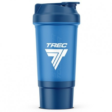 Trec - Shaker z komorą Blue