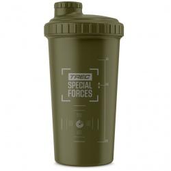 Trec Shaker Special Forces Olive 700ml