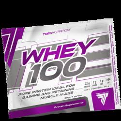 Trec - Whey 100 - 900g + SHAKER