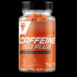 Trec Caffeine 200 Plus 60kaps Kofeina