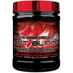 Scitec - Hot Blood 300g