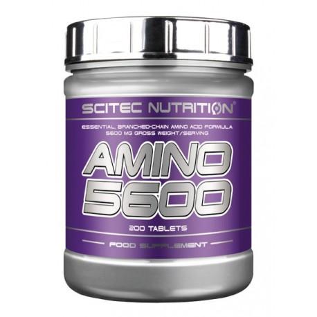 Scitec - Amino 5600 - 200 tabl.