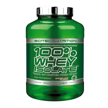 Scitec - 100% Whey Isolate 2000g