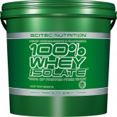 Scitec - 100% Whey Isolate 4000g