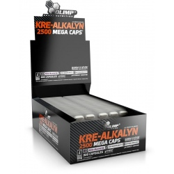 Olimp - Kre-Alkalyn 2500 - 30kaps. Blister