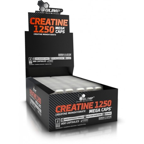 Olimp - Creatine 1250 Mega Caps - 30kaps.