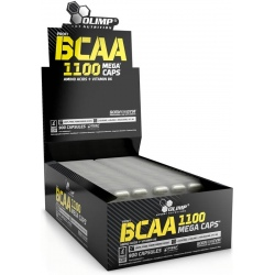 Olimp - BCAA Mega Capsules 1100mg - 30kaps.