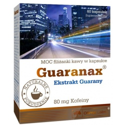 Olimp - Guaranax - 60kaps.