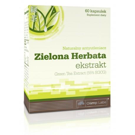 Olimp - Zielona Herbata 60k