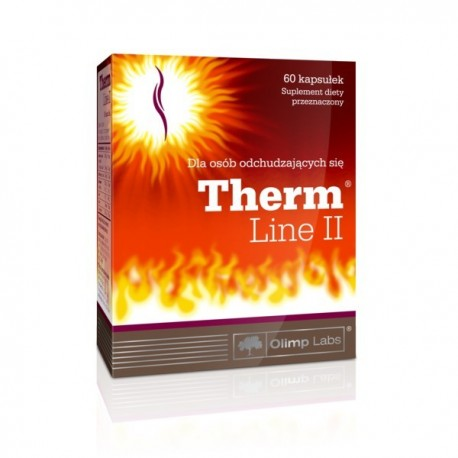 Olimp - Therm Line II - 60kaps.