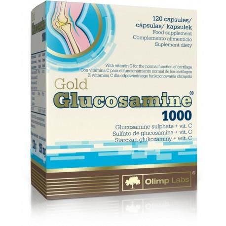 Olimp - Gold Glucosamine 1000 - 120kaps.
