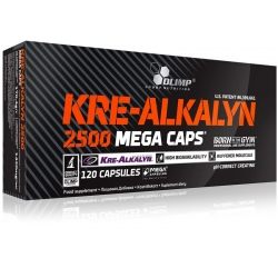 Olimp - Kre-Alkalyn 2500 - 120kaps.