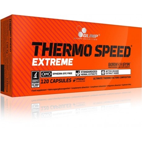 Olimp - Thermo Speed - 120kaps.