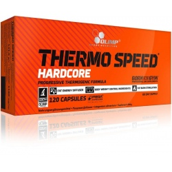 Olimp - Thermo Speed Hardcore 120 kaps