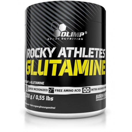 Olimp - Rocky Athletes Glutamine 250g