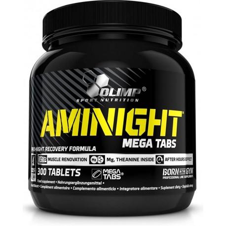 Olimp - Aminight Mega Tabs 300tab.