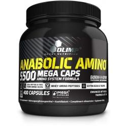 Olimp - Anabolic Amino 5500 - 400kaps.