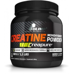 Olimp - Creapure Creatine Monohydrate Powder 500g
