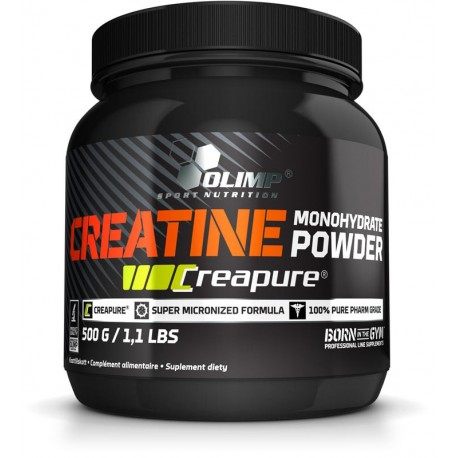 Olimp - Creapure Monohydrate Powder 500g