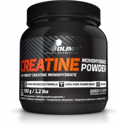 Olimp - Creatine Monohydrate Powder - 550g