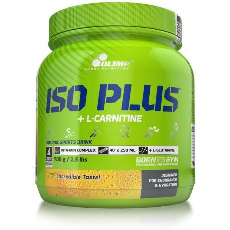 Olimp - Iso Plus Powder - 700g