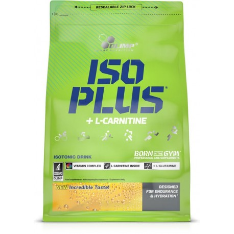 Olimp - Iso Plus Powder - 1505g