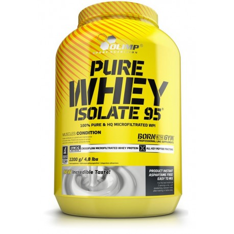 Olimp - Pure Whey Isolate 95 - 2200g