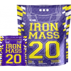 IHS - Iron Mass 20 7000g