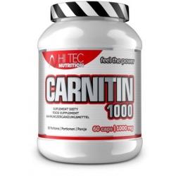 Hi Tec - Carnitin 1000 - 60kaps.
