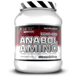 Hi Tec - Amino Anabol - 200kaps.