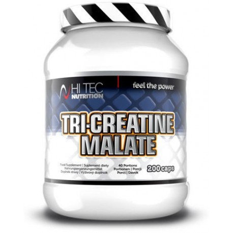 Hi Tec - TCM Tri Creatine Malate 200k