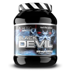 Hi Tec - Black Devil 240kaps