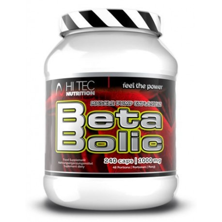 Hi Tec - Beta Bolic - 240kaps