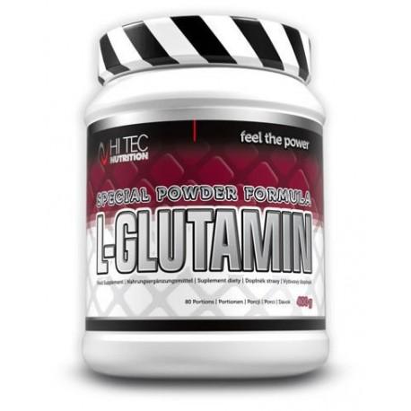 Hi Tec - L-Glutamin 400g