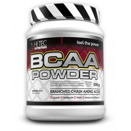 Hi Tec - BCAA Powder - 500g