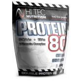 Hi Tec - Protein 80 - 1000g + Shaker Gratis