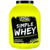 Full Force Nutrition- Simple Whey 2270g