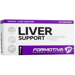 Formotiva - Liver Support 60 kaps