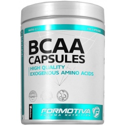 Formotiva - BCAA Capsules 300kaps