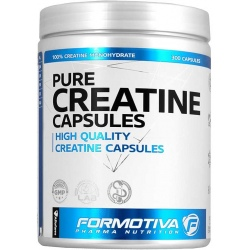 Formotiva - Pure Creatine Capsules 300k