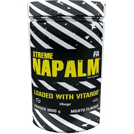 FA - Xtreme Napalm 1000g + Vitargo